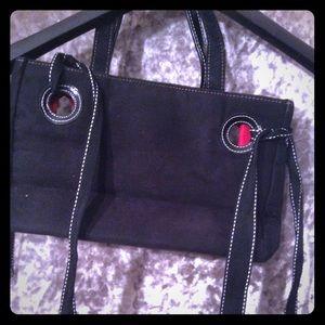 VICTORIA SECRET LITTLE BLACK BAG